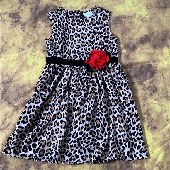 848bf3a0f775 kate spade Dresses | Girls Leopard Print Designer Dress | Poshmark